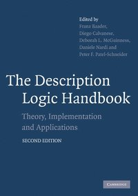 The Description Logic Handbook (inbunden)