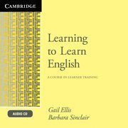 Learning to Learn English Audio CD