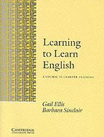 Learning to Learn English Learner's book (h�ftad)