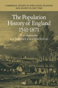 The Population History of England 15411871