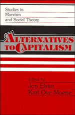 Alternatives to Capitalism (h�ftad)