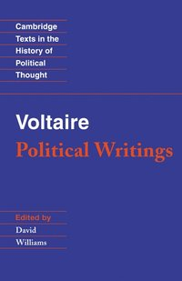 Voltaire: Political Writings (h�ftad)