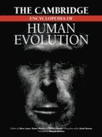 The Cambridge Encyclopedia of Human Evolution (inbunden)