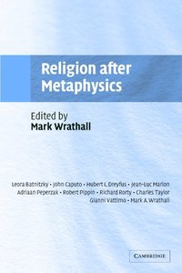 Religion after Metaphysics (h�ftad)