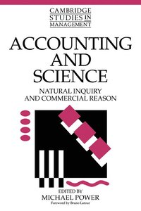 Accounting and Science (h�ftad)