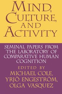 Mind, Culture, and Activity (inbunden)