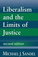 Liberalism and the Limits of Justice (inbunden)