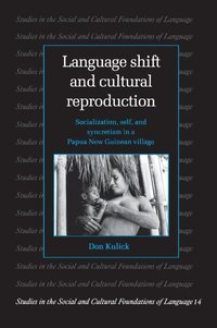 Language Shift and Cultural Reproduction (inbunden)