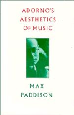 Adorno's Aesthetics of Music (h�ftad)
