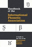 Handbook of the International Phonetic Association (h�ftad)