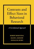 Contrasts and Effect Sizes in Behavioral Research