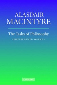 The Tasks of Philosophy: Volume 1 (h�ftad)