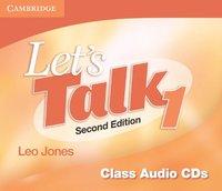 Let's Talk Level 1 Class Audio CDs (3) (ljudbok)