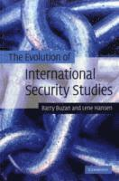 The Evolution of International Security Studies (h�ftad)