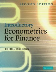 Introductory Econometrics for Finance (h�ftad)