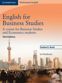 English for Business Studies Student's Book (h�ftad)