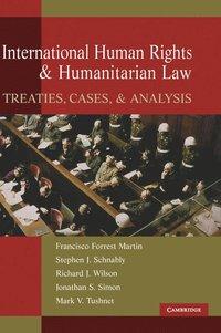 International Human Rights and Humanitarian Law (inbunden)