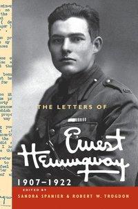 The Letters of Ernest Hemingway: Volume 1, 1907-1922 (inbunden)