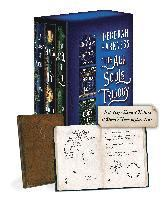 The All Souls Trilogy Boxed Set: A Discovery of Witches/Shadow of Night/The Book of Life [With Diana's Commonplace Book Ltd/E] (inbunden)