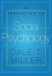An Invitation to Social Psychology (h�ftad)
