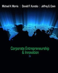 Corporate Entrepreneurship & Innovation (inbunden)