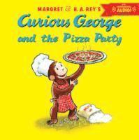 Curious George and the Pizza Party (kartonnage)