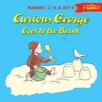 Curious George Goes to the Beach (inbunden)