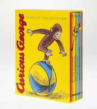Curious George Classic Collection (kartonnage)