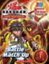 Bakugan: 3-D Book (h�ftad)