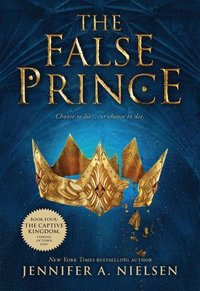 The False Prince (inbunden)