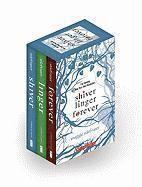 Shiver Trilogy Boxset (Shiver, Linger, Forever) (inbunden)