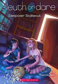 Sleepover Stakeout (inbunden)