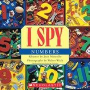 I Spy Numbers (h�ftad)