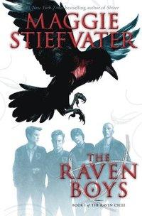 The Raven Boys (inbunden)