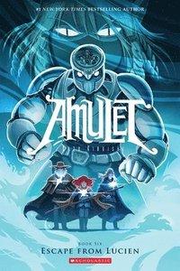 Amulet #6: Escape from Lucien (inbunden)