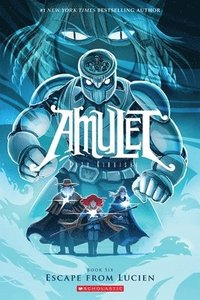 Escape from Lucien (Amulet #6) (inbunden)