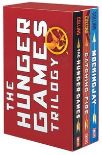 The Hunger Games Trilogy (inbunden)