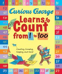 Curious George Learns to Count from 1 to 100 (inbunden)