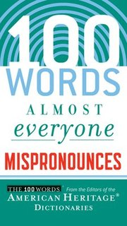 100 Words Almost Everyone Mispronounces (häftad)