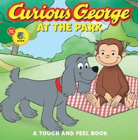 Curious George at the Park (kartonnage)