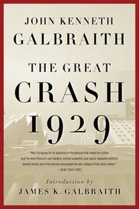 The Great Crash 1929 (h�ftad)
