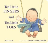 Ten Little Fingers and Ten Little Toes (pocket)
