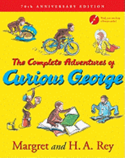 The Complete Adventures of Curious George (kartonnage)