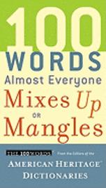 100 Words Almost Everyone Mixes Up or Mangles (häftad)