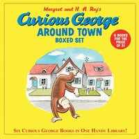 Curious George Around Town Boxed Set (kartonnage)