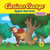 Curious George Apple Harvest (kartonnage)