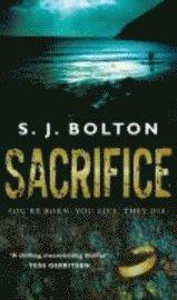 Sacrifice (ljudbok)