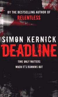 Deadline (inbunden)