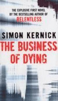 The Business of Dying (inbunden)