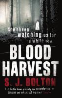 Blood Harvest (ljudbok)